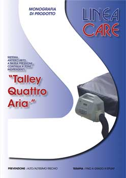 Depliant Talley Quattro Plus